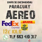 ===PARAGUAY ENVIO DE ENCOMIENDAS  - foto