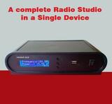 Emisora FM digital 15 W  88-108 MHz - foto