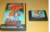 2 Juegos Sega Megadrive SONIC 1 y 2 - foto
