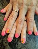Se hacen uñas Acliricas y Semipermanente - foto
