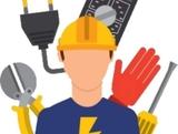 Electricista, electricista - foto