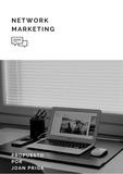 NETWORK MARKETING - foto