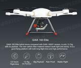 dron gaia 160 elite pro hibrido 2400w - foto