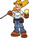 Instalador electricista bt - foto