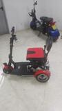 El triciclo para movilidad reducida mas - foto