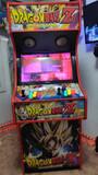 Dragon Ball Z Maquina Arcade - foto