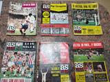 Revistas deportivas AS Color - foto