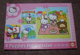 Puzzle Hello Kitty 2-5 años - foto