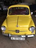 SEAT - 600 - foto