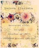 Tarta de flores preservadas - foto