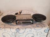 radio cd sony con dos altavoces pioneer  - foto