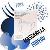 Mascarillas FFP3 NR BLANCAS 19,95 Caja20 - foto