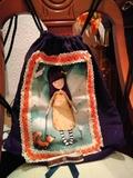 Arreglos de ropa y decoración de bolsas - foto