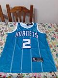 CAMISETA BALONCESTO NBA HORNETS 2 - foto