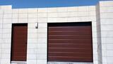 Puertas Seccionales de Garaje (Belmont) - foto