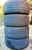 Neumáticos 225/50R17 y llantas BMW - foto