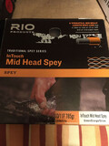 LINEA SPEY RIO MID HEAD SPEY 10/11 - foto