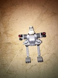 lego star wars imperial walker - foto