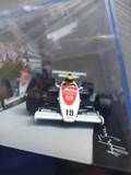 Coche Fórmula 1 Ayrton Senna Toleman - foto
