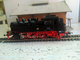 vendo locomotora renfe 33 roco h0  - foto