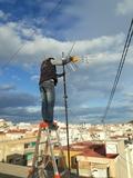 instalaciones antenas 5G en Elche - foto