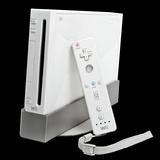 WII blanca con mando, y más de 200 juego - foto