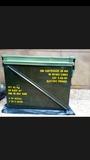 Caja de municiones - foto