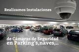 Cámaras de seguridad en Parking's, naves - foto