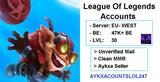 Cuentas league of legends DESDE 1.5 eur! - foto