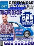 SEGUROS DE COCHE POR DIAS O MES DESDE 40 - foto
