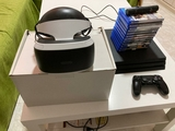 Pack:  ps4 pro 1T + Vr + 13 juegos - foto