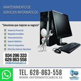 MANTENIMIENTO DE SERVICIOS INFORMÁTICOS - foto