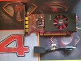 TARJETA GRAFICA AMD FIREPRO W4100 2GB D5