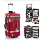 maleta trolley de emergencias - foto