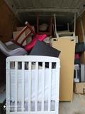 vaciar pisos de muebles - foto