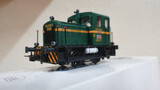 Loco-tractor 10106 Memé H0 4301-B - foto