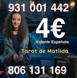 Tarot Barato 4 euros Vidente Natural - foto