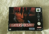 Juego destiny fighters para nintendo 64 - foto