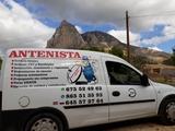 instalador profesional de antenas - foto