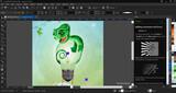 Instalar corel draw - foto