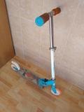 patinete plegable regulable en altura - foto
