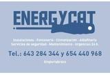 Energy cat , instalaciones y reparación. - foto