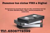 Pasamos tus cintas VHS a Pen drive - foto