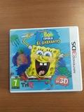 Juego Bob Esponja Nintendo 3DS - foto