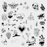 oferta tatuaje - foto