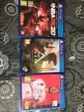 Vendo juegos de ps4 - foto