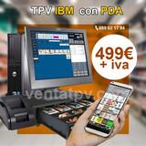 TPV IBM CON PDA - foto
