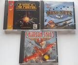Crimson skies - Wing Nuts - X-Wing The F - foto