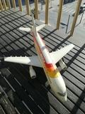 Avión Iberia Juguete Fricción - foto