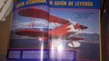 Hola vende avión SÚPER STEAMAN - foto